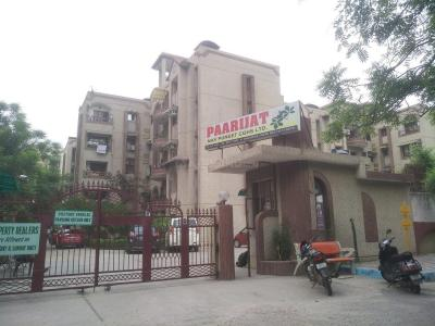Gallery Cover Image of 1750 Sq.ft 3 BHK Apartment for rent in Paarijat Apartment, Sector 4 Dwarka for 27000