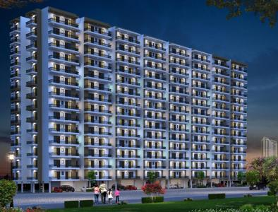 Gallery Cover Image of 800 Sq.ft 2 BHK Apartment for buy in Adore Happy Homes Exclusive, Sector 86 for 2800000
