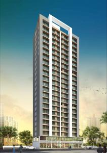 Gallery Cover Image of 600 Sq.ft 1 BHK Apartment for buy in Thakar Sunspire Vishnu, Dahisar East for 8200000