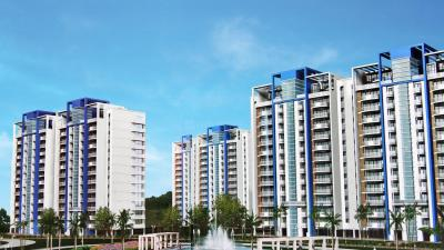 Gallery Cover Image of 1373 Sq.ft 2 BHK Apartment for buy in KLJ Greens, Sector 77 for 3700000