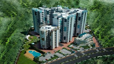 Gallery Cover Image of 1040 Sq.ft 2 BHK Apartment for rent in Golden Gate Commune, Marsur for 12500