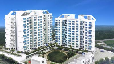 Gallery Cover Image of 999 Sq.ft 2 BHK Apartment for buy in Dreams Belle Vue, Bavdhan for 7000000