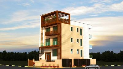 Gallery Cover Image of 850 Sq.ft 2 BHK Independent Floor for rent in Kunal Residency - 3, Pratap Vihar for 8000