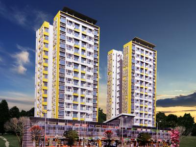 Gallery Cover Image of 850 Sq.ft 2 BHK Apartment for buy in Kanungo Garden City, Mira Road East for 9630000