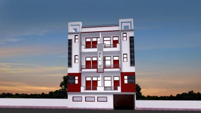 Gallery Cover Image of 595 Sq.ft 1 BHK Independent Floor for buy in Maya Residency, Nyay Khand for 1950000