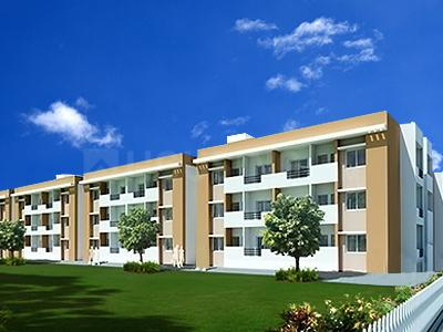 Gallery Cover Image of 810 Sq.ft 2 BHK Apartment for rent in Arun Excello Madhulika, Padappai for 8500