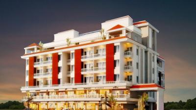 Gallery Cover Image of 1200 Sq.ft 2 BHK Apartment for buy in Stonegate, Bhayli for 2700000