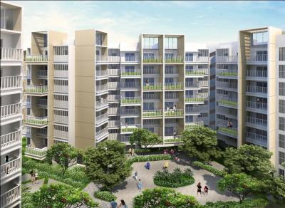 Gallery Cover Image of 535 Sq.ft 1 BHK Apartment for buy in Ahuja Prasadam, Ambernath East for 3200000