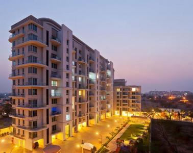Gallery Cover Image of 1240 Sq.ft 2 BHK Apartment for rent in Karia Konark Eureka, Wadgaon Sheri for 23000
