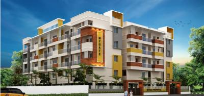 Gallery Cover Image of 1178 Sq.ft 2 BHK Apartment for buy in Mitraa My Gate, HBR Layout for 5734900