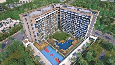 Gallery Cover Image of 1240 Sq.ft 2 BHK Apartment for rent in Delta Tower, Ulwe for 15000
