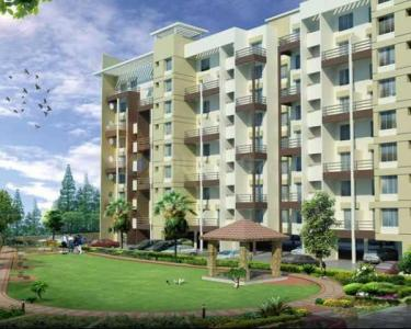 Gallery Cover Image of 640 Sq.ft 1 BHK Apartment for rent in Nagari, Dhanori for 14000