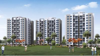 Gallery Cover Image of 1089 Sq.ft 2 BHK Apartment for buy in Gulmohar Primrose, Wagholi for 5800000