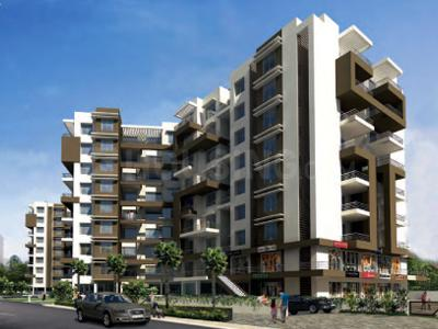 Gallery Cover Image of 1500 Sq.ft 1 BHK Independent House for buy in Avinash Maruti Solitaire Phase - II, Anupam Nagar for 800000