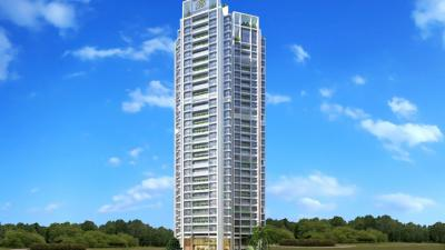 Gallery Cover Image of 1900 Sq.ft 4 BHK Apartment for buy in Runwal Reserve, Worli for 72500000