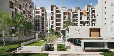 Gallery Cover Image of 615 Sq.ft 1 BHK Apartment for buy in Rohan Abhilasha, Wagholi for 3100000