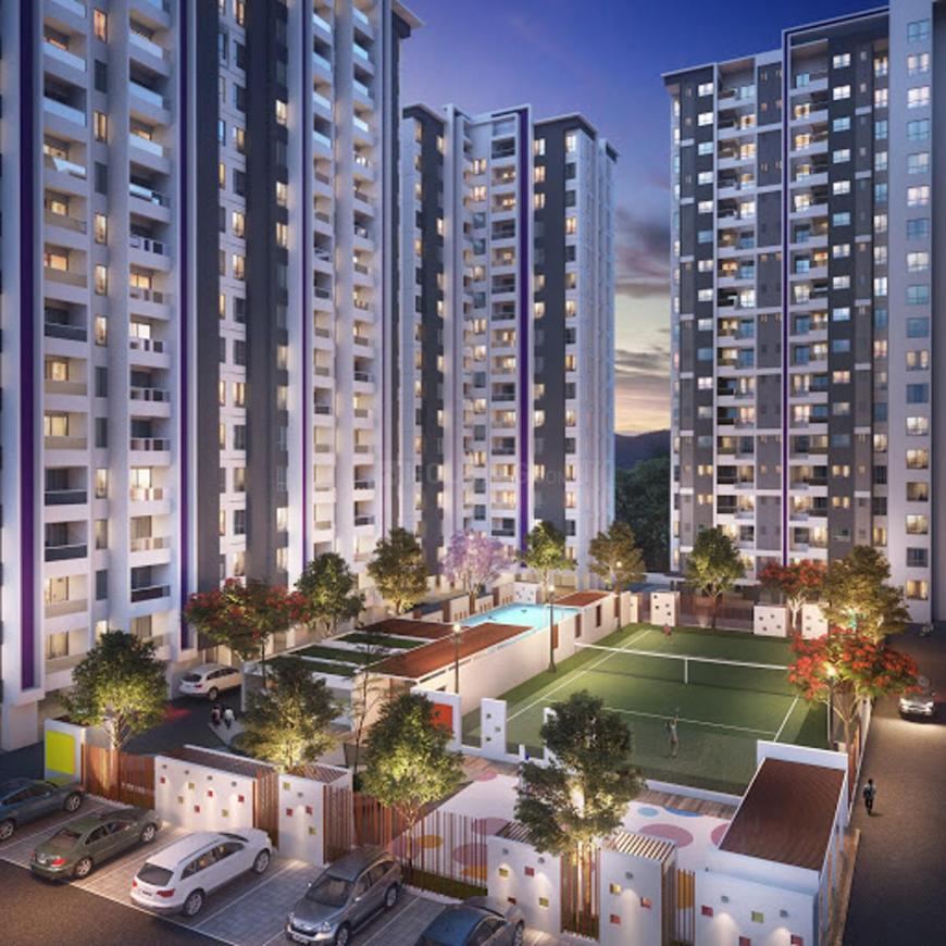 Gallery Cover Pic of Saheel Itrend Homes Phase II Wing B