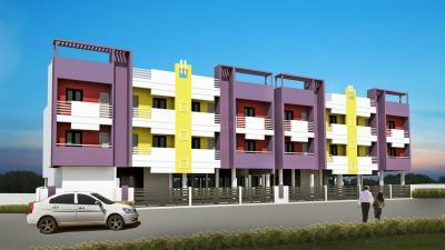 Gallery Cover Image of 763 Sq.ft 2 BHK Apartment for buy in KR Rose Nagar, Kovilambakkam for 2270000