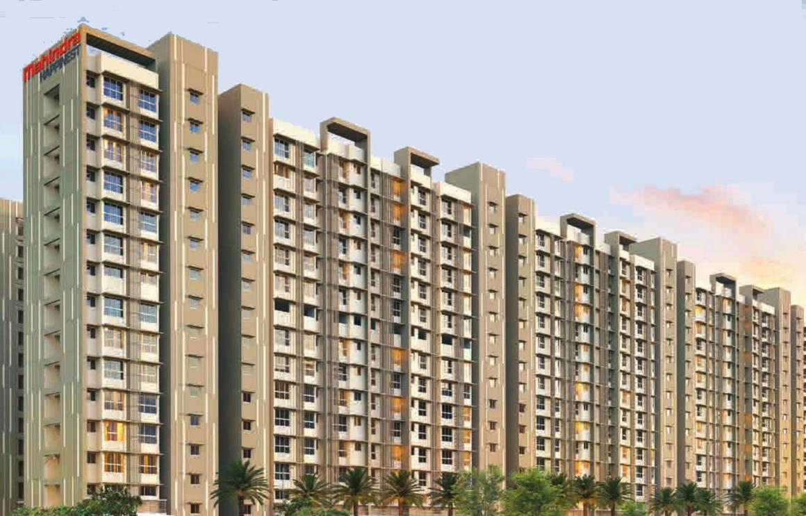 Gallery Cover Pic of Mahindra Happinest Kalyan Project A