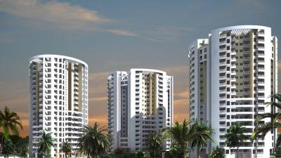 Gallery Cover Image of 1755 Sq.ft 3 BHK Apartment for rent in Jain Inseli Park, Padur for 22000
