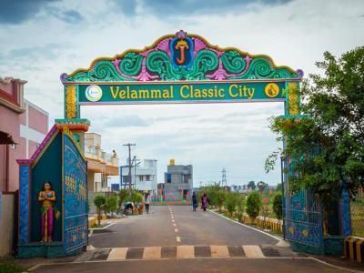 Gallery Cover Pic of Jaayam Velammal Classic City Annex