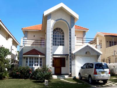 Gallery Cover Image of 6200 Sq.ft 4 BHK Villa for buy in Adarsh Palm Meadows Annexe, Whitefield for 84600000