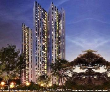Gallery Cover Image of 1100 Sq.ft 3 BHK Apartment for rent in Lodha New Cuffe Parade Lodha Dioro And Elisium 41st To 45th Floor, Sion for 85000