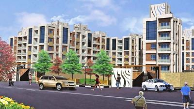 Gallery Cover Image of 800 Sq.ft 2 BHK Apartment for buy in Realtech Fortune Square, Rajarhat for 4200000
