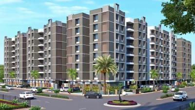 Gallery Cover Image of 1620 Sq.ft 3 BHK Apartment for rent in Arjun Grace, Ghatlodiya for 19500