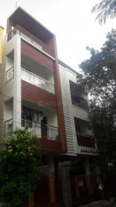 Gallery Cover Image of 500 Sq.ft 1 BHK Apartment for rent in Lakshmi Illam, Medavakkam for 7300