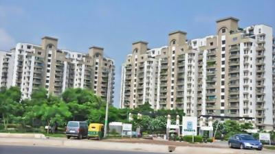 Gallery Cover Image of 400 Sq.ft 1 BHK Independent Floor for rent in Greens, Sector 48 for 9500