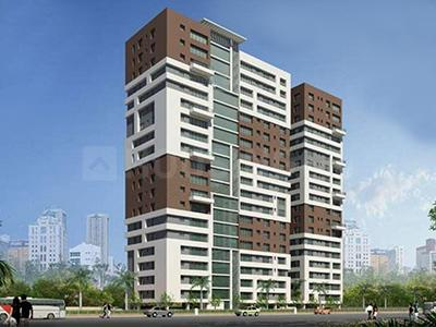 Gallery Cover Image of 2100 Sq.ft 3 BHK Apartment for rent in Alcove Regency, Topsia for 70000