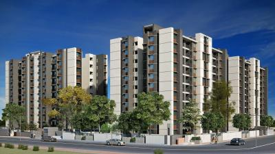 Gallery Cover Image of 1200 Sq.ft 2 BHK Apartment for buy in Savvy Solaris, Motera for 5000000