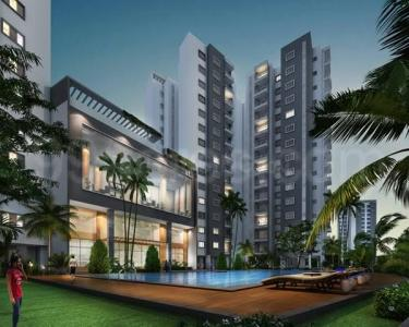 Gallery Cover Image of 1836 Sq.ft 3 BHK Apartment for buy in Puravankara Purva Seasons, C V Raman Nagar for 22200000