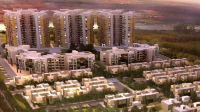 Gallery Cover Image of 550 Sq.ft 1 BHK Apartment for buy in Fire Arcor The Empyrean Grande, Kotewada for 1800000
