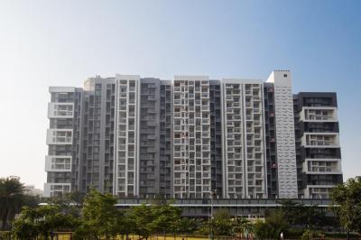 Gallery Cover Image of 1600 Sq.ft 3 BHK Apartment for rent in Bramha Corp F Residences, Wadgaon Sheri for 45000