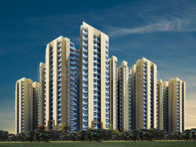 Gallery Cover Image of 965 Sq.ft 2 BHK Apartment for rent in Aditya GZB Luxuria Estate, Bamheta Village for 5500