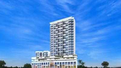 Gallery Cover Image of 1401 Sq.ft 3 BHK Apartment for buy in Soman Sun Soman Square, Kalyan West for 15000000
