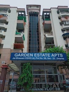 Gallery Cover Image of 1800 Sq.ft 3 BHK Apartment for buy in Garden Estate, Sector 22 Dwarka for 16500000