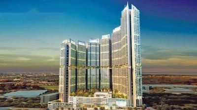 Gallery Cover Image of 900 Sq.ft 2 BHK Apartment for buy in L&T Crescent Bay T2, Parel for 30000000