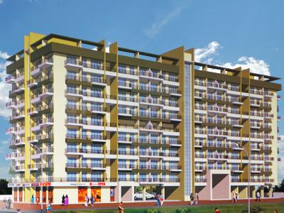 Gallery Cover Image of 380 Sq.ft 1 RK Apartment for rent in Shree Sai Shri Sai Enclave, Nalasopara West for 5000