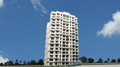 Gallery Cover Image of 700 Sq.ft 1 BHK Apartment for rent in Nisarg Hyde Park, Kharghar for 14000
