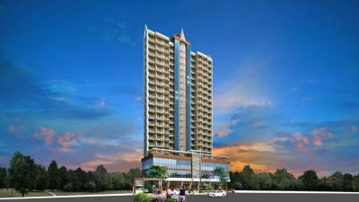 Gallery Cover Image of 480 Sq.ft 1 BHK Apartment for rent in KM Horizon Flora, Thane West for 12000