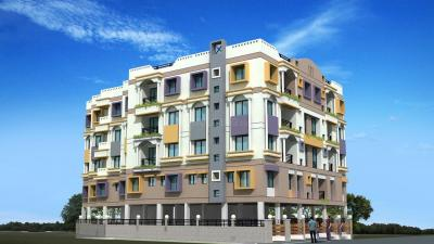 Gallery Cover Image of 600 Sq.ft 1 BHK Apartment for buy in Omkar Urvashi Apartment, Keshtopur for 1700000