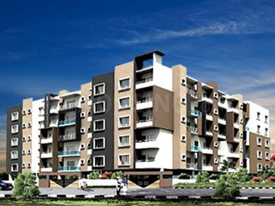 Gallery Cover Image of 1280 Sq.ft 2 BHK Apartment for rent in Vandana Flora, HSR Layout for 18000