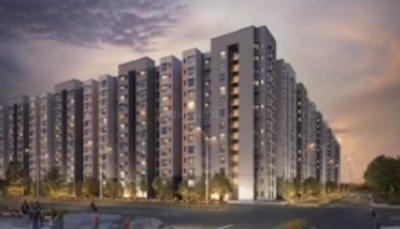 Gallery Cover Image of 305 Sq.ft 1 BHK Apartment for buy in Lodha Golden Sunrise, Antarli for 2700000