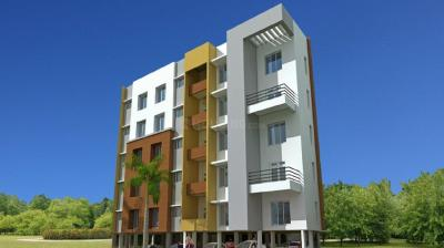 Gallery Cover Image of 680 Sq.ft 1 BHK Apartment for buy in Sudarshan Paradise, Pimple Nilakh for 4450000