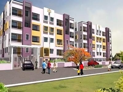 Gallery Cover Pic of Minati Vivekanda Apartment