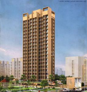 Gallery Cover Image of 665 Sq.ft 1 BHK Apartment for buy in Star Hibiscus Heights, Bhayandar East for 5999999