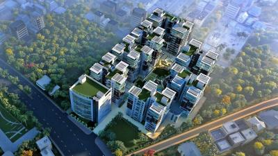 Gallery Cover Image of 2200 Sq.ft 4 BHK Apartment for buy in Arch Starwood, Chinar Park for 14000000